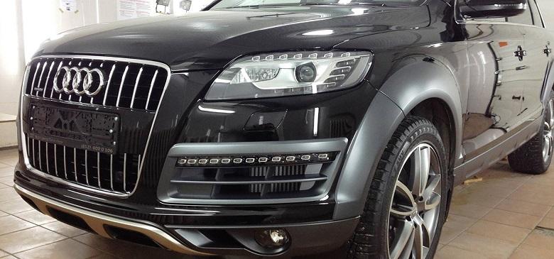 фото покрытие автомобиля нанокерамикой красноярск
