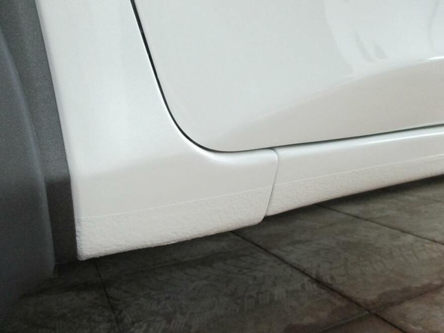 фото порог авто после ремонта в автосервисе
