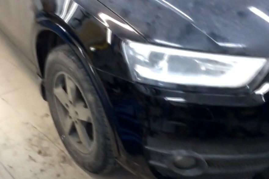 Фото результата ремонта Audi