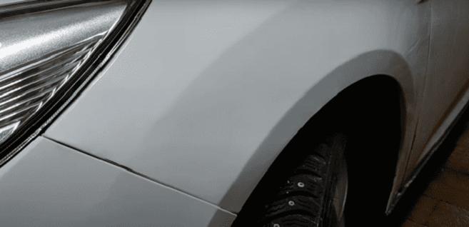 фото форд после ремонта