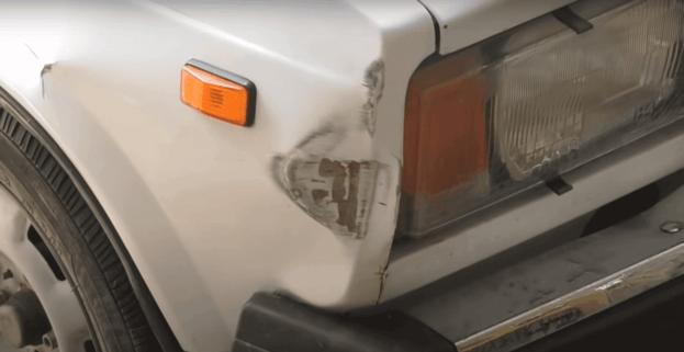 фото кузовной ремонт ваз