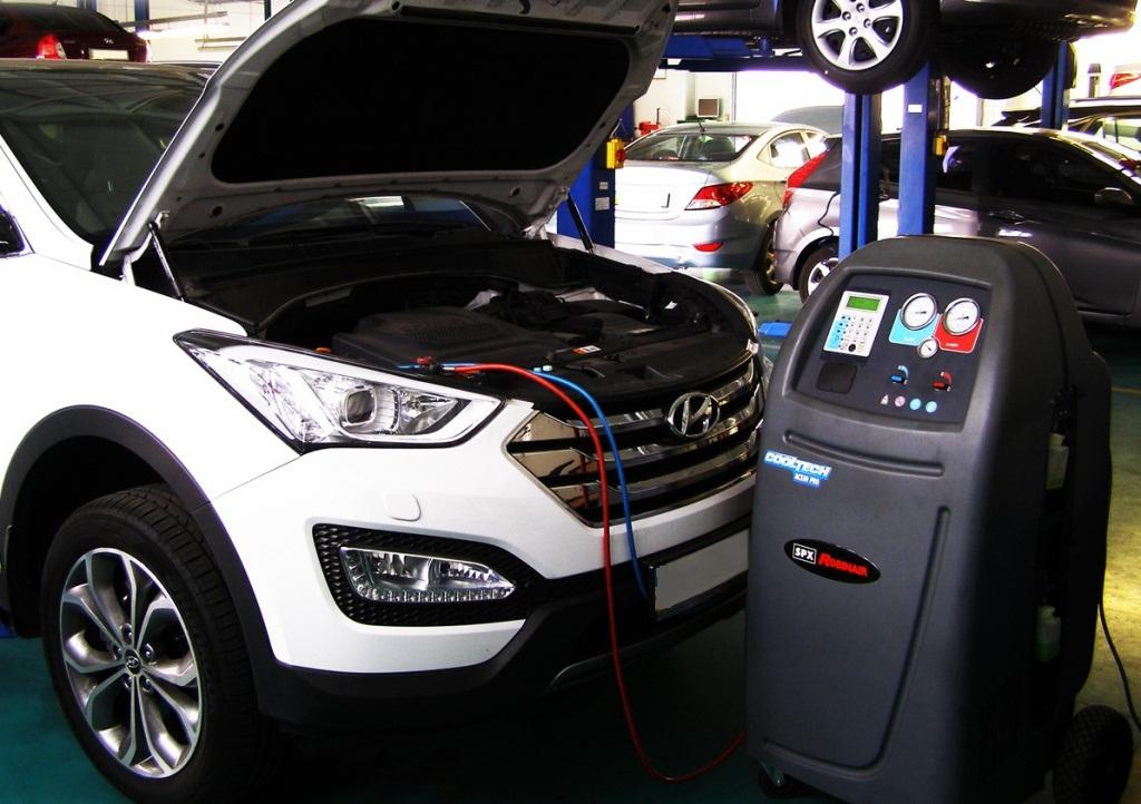 Фото ремонта автомобиля