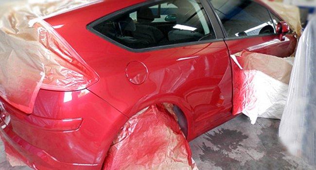 фото покраска Citroen в краснорске